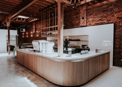 Narrative Coffee, Counter