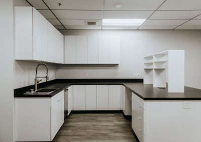 Remodeling Project Laboratory