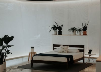 Showroom Design, Bed 2