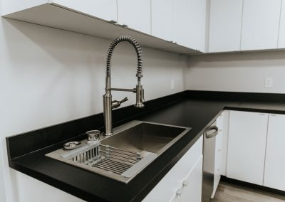 Remodeling Project Washbasin