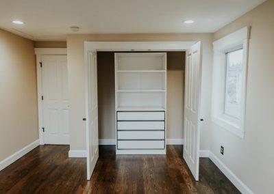 Home Remodel, Closet