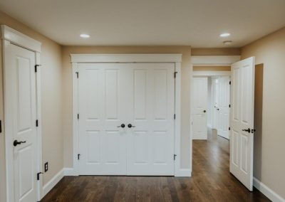 Home Remodel, Doors