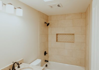 Home Remodel, Guest Bath