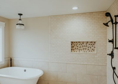 Home Remodel, Master Bath