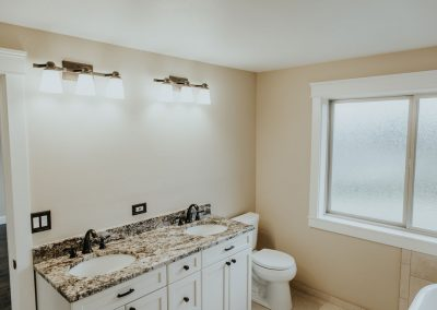 Home Remodel, Master Bath 2