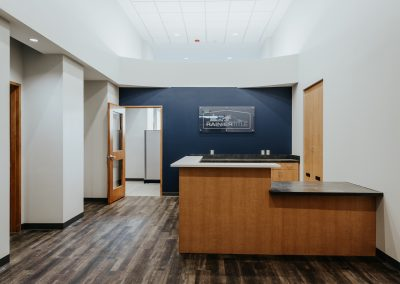 Rainier Title Remodeled Reception