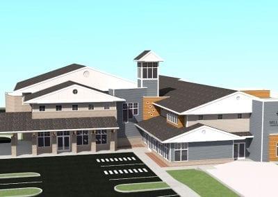 Mill Creek Foursquare Church (Coming Soon)