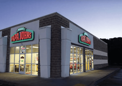 Papa John's Pizza – Mount Vernon (In Progress)